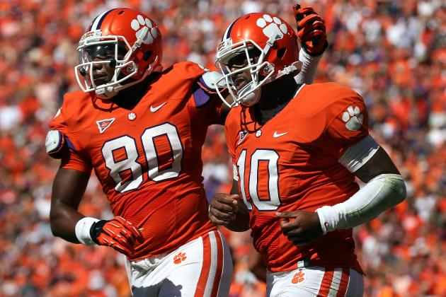 Clemson Football: Why Tigers Deserve a BCS Berth