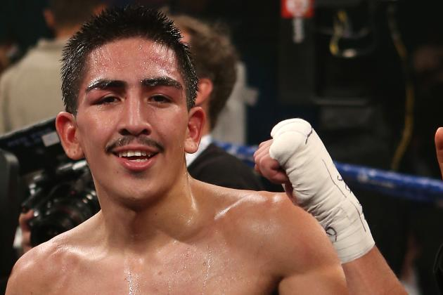 Santa Cruz Beats Zaleta by 9th Round TKO