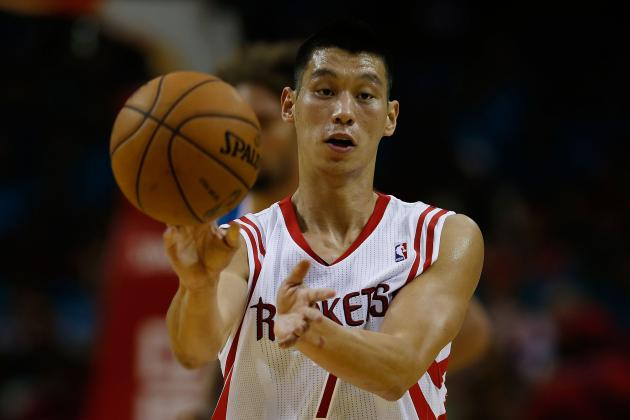 Jeremy Lin, James Harden Effective Enough to Beat Hopeless Pistons