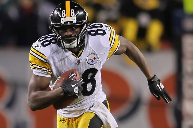 Pittsburgh Steelers: Emmanuel Sanders to Appeal Fine, Replace Antonio Brown