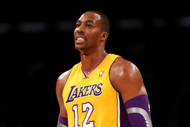 Dwight Howard Is Clearly Not Himself, Los Angeles Lakers Need More