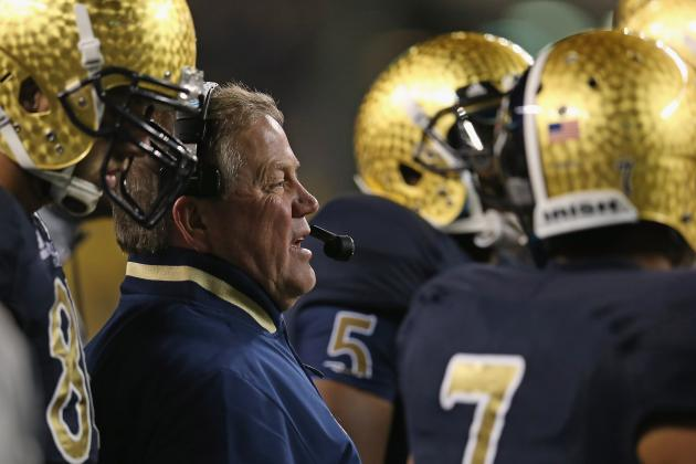Why Notre Dame Will Finish 2012 as Worst Undefeated Team in BCS Era