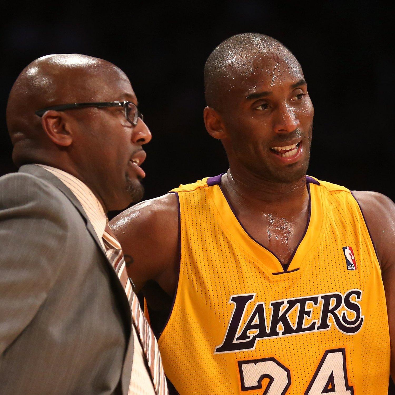 Will Kobe Bryant's Desire For Next Ring Put New Coach