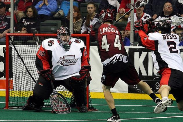 Washington Stealth 2013 NLL Preview: Crazy Like a Fox or Just Crazy?