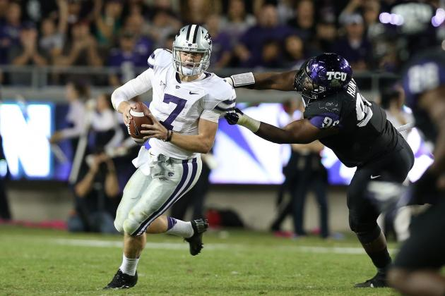 Heisman Candidates 2012: Ranking Top 5 Contenders Following Week 11 Action