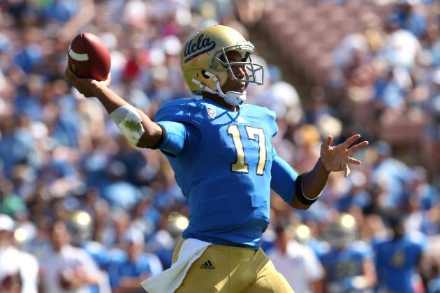 No. 17 UCLA 44, Washington St. 36
