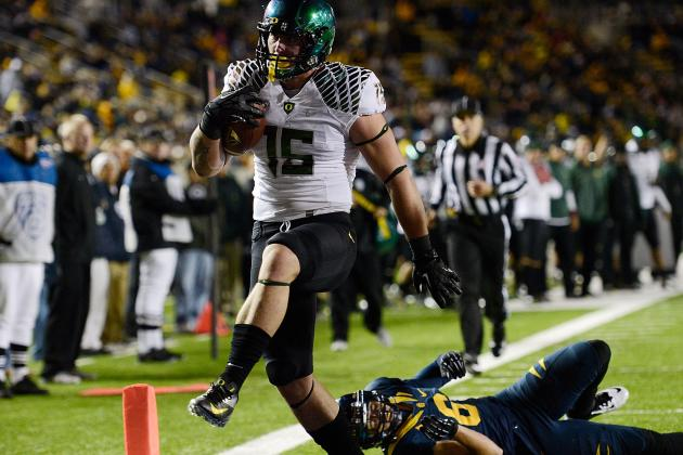 Oregon vs. Cal: Ducks State Their Case for No. 1 Ranking