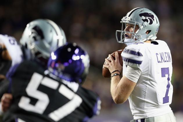 2012 NCAA College Football Polls: Week 12 BCS Rankings Projects No. 1 Kansas St.
