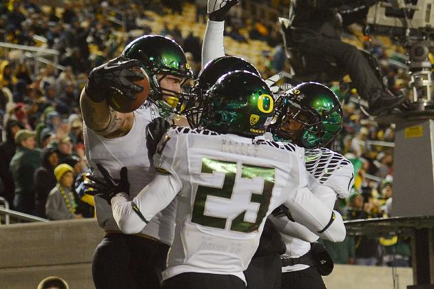 BCS Rankings: Predicting Where Each Team Will Stand in Week 12 Poll