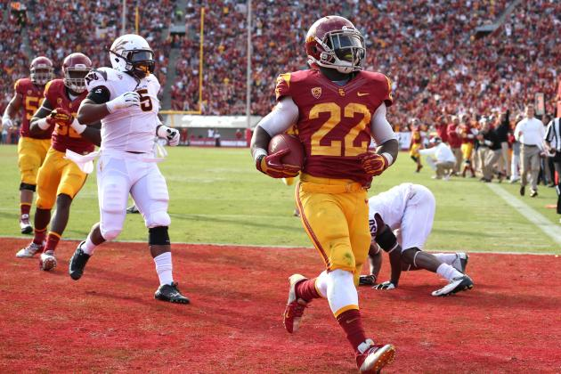 USC Football: Predictions for Trojans' Final Two Games