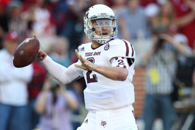 Manziel Family to Trademark 'Johnny Football'
