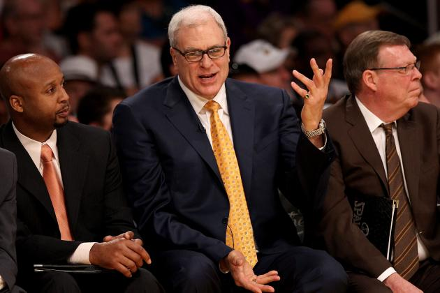 Report: Phil Jackson Wants Scottie Pippen, Brian Shaw on Staff If He Returns