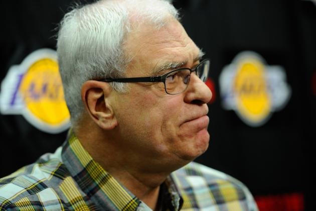 Phil Jackson to Lakers: Analyzing Reported Incentives for LA's Potential Coach