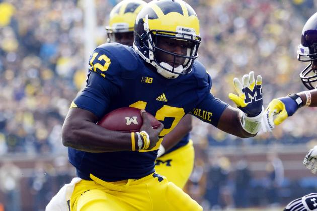 Devin Gardner: 'This Is Denard's Team, and It's Always Going to Be His Team'