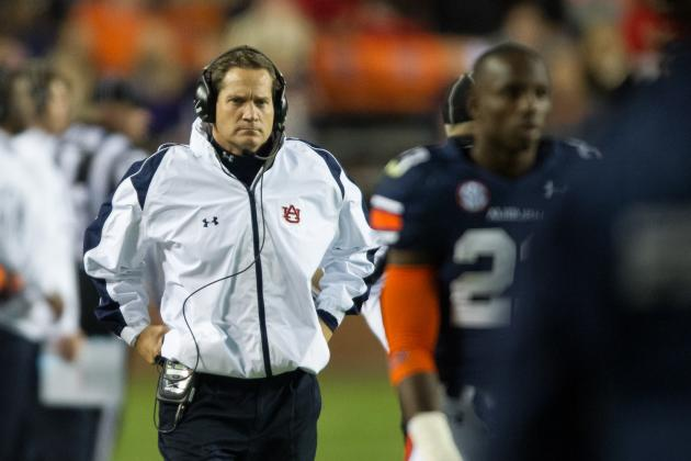 'We Can't Control What Is Being Said...' Gene Chizik, Auburn Knocked Down Again