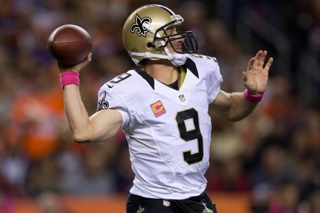 Atlanta Falcons vs. New Orleans Saints: Live Score, Highlights and Analysis