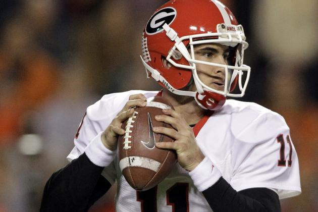 Notebook: Georgia Quarterback Aaron Murray Celebrates His Birthday in Style