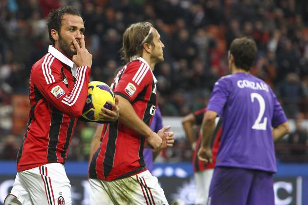 Match Report: AC Milan 1-3 Fiorentina