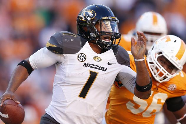 Missouri Tigers Football: James Franklin Makes Gary Pinkel Look Good