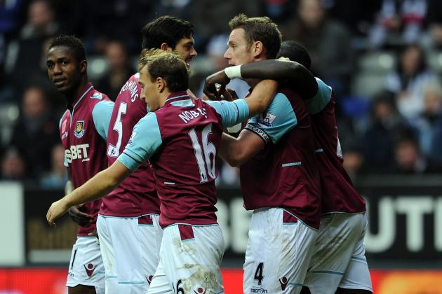 Newcastle 0 West Ham 1: Nolan Refuses to Celebrate After Sinking Former Club