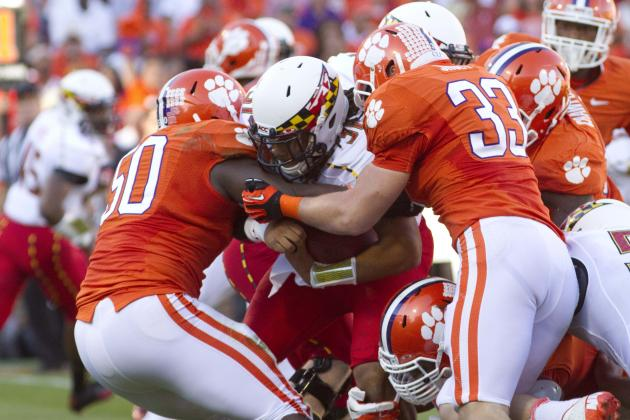 Maryland-Clemson Postgame: Turnovers Took out the Terps Early