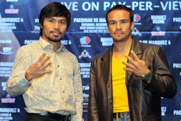 Manny Pacquiao Needs Knockout Performance to End Juan Manuel Marquez Rivalry
