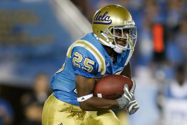 Bruins' Damien Thigpen Doesn't Play vs. Washington St.