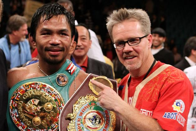 Freddie Roach Is No Longer the Best Trainer in Boxing