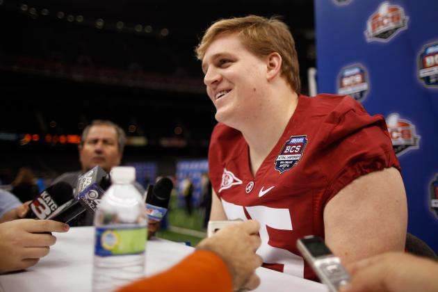 'So Many Missed Opportunities, Tide's Barrett Jones Says of Loss to Aggies