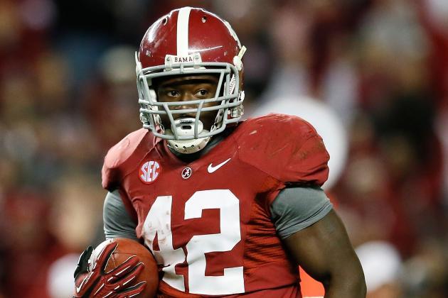 Alabama Opts Not to Run Ball Late