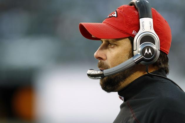 Report: Chiefs Still Owe Former Coach Todd Haley Rest of His Salary