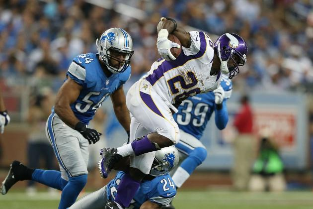 Lions vs. Vikings: What to Watch for in NFC North Rematch