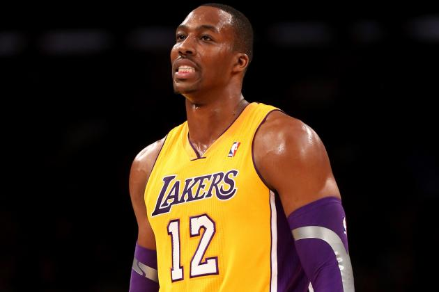 Dwight Howard: What Lakers Big Man Must Learn from Disappointing Start to Season