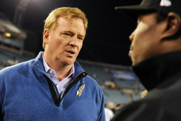 League Says Sanders Appeal Will Be Handled by Goodell