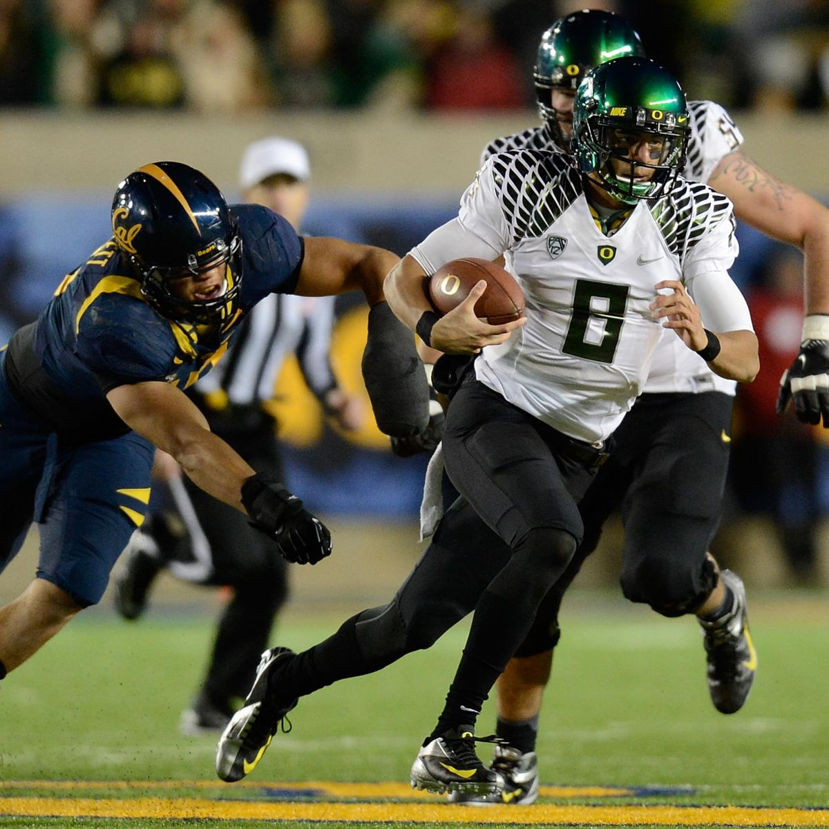 NCAA Football Rankings 2012: Hits And Misses From Week 12