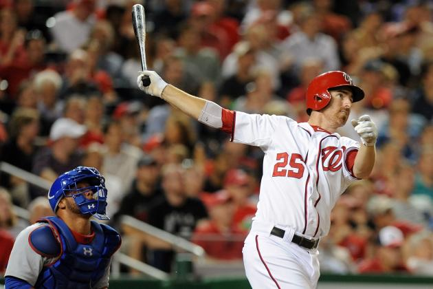 Nationals' Top Priority Is Re-Signing Adam LaRoche