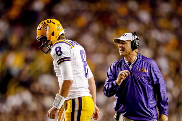 LSU Is Exhibit a in Why College Football Needs a Playoff System