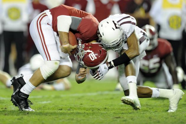 Alabama Football: Areas of Concern in Crimson Tide's Quest for Title Defense