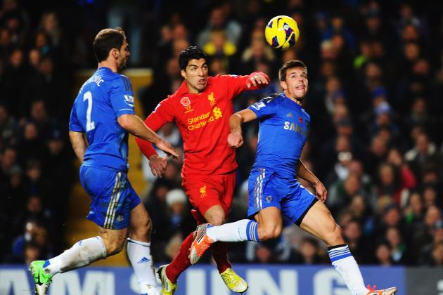 Chelsea vs. Liverpool: Score, Highlights and Grades