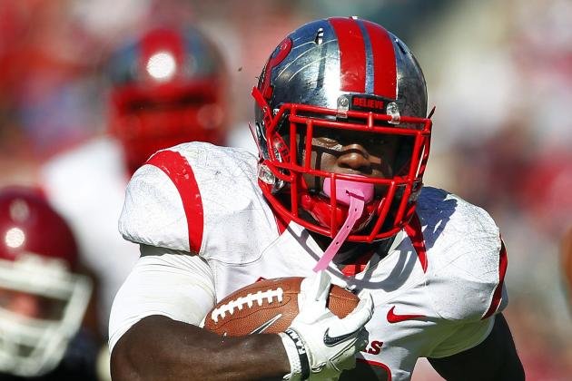 Rutgers RB Jawan Jamison's Status vs. Cincinnati Is Uncertain