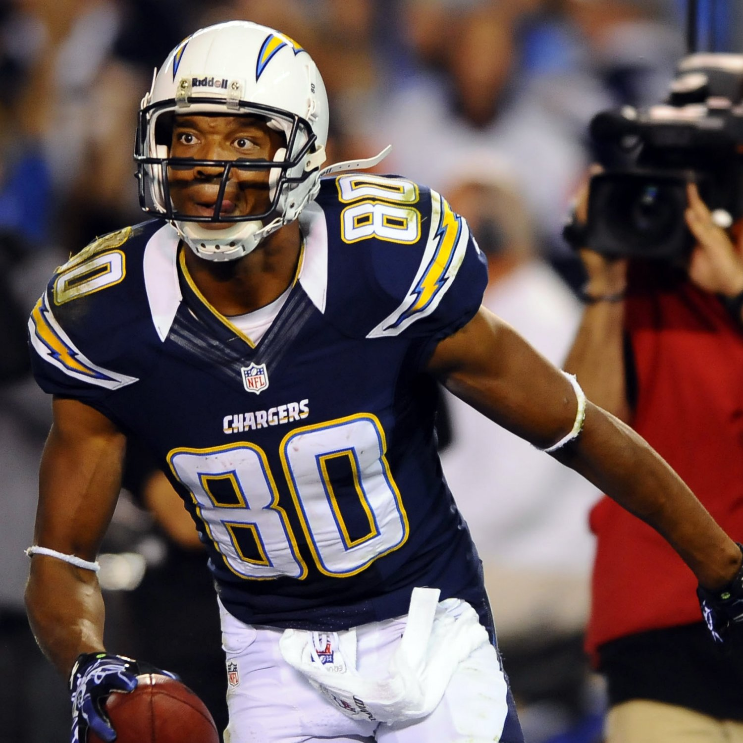 San Diego Chargers Floyd: Malcom Floyd Injury: Updates On Chargers WR's Jaw
