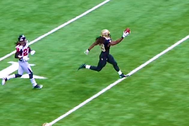 Chris Ivory Goes Beastmode on 56-Yard Touchdown Run vs. Falcons