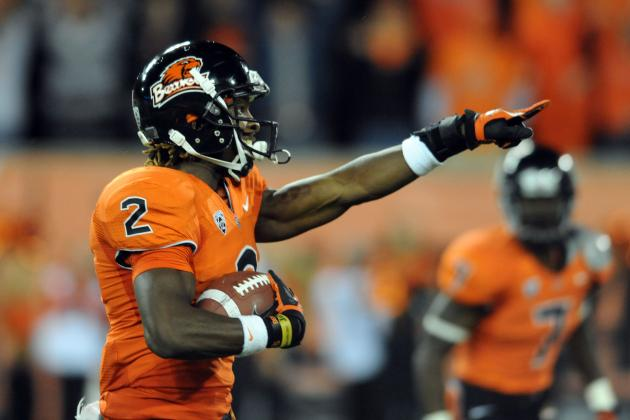 Oregon State Football: Blueprint for Top 10 Finish in BCS Standings