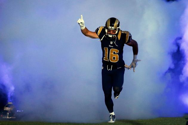 Danny Amendola: Return of Rams' No. 1 WR Means Another Fantasy Stud Is Available