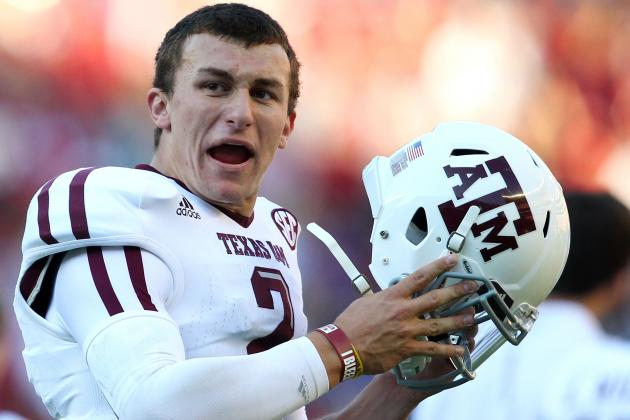 Johnny Manziel: Texas A&M Freshman Phenom Isn't Heisman Material