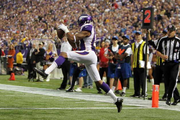 Jarius Wright: Updated Fantasy Outlook and Analysis for Vikings WR