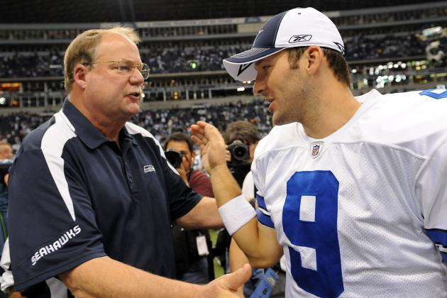Buying or Selling Mike Holmgren to Dallas Cowboys