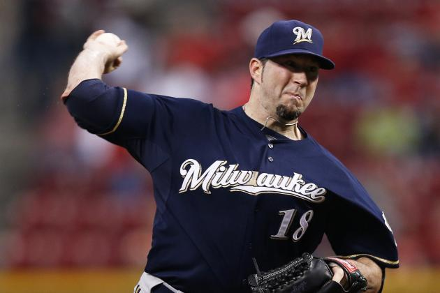 Blue Jays Considering Reunion with Shaun Marcum