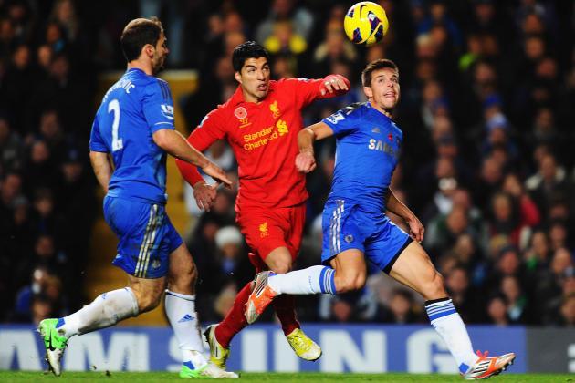 Luis Suarez Rescues Liverpool Again, Makes Case as EPL's Most Valuable Player