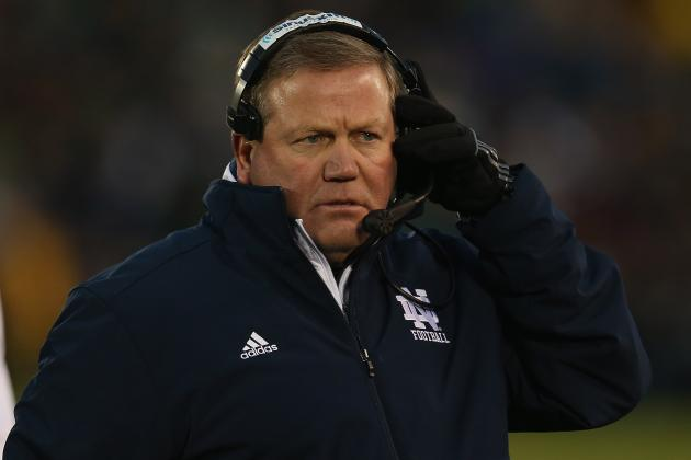 Notre Dame Football: Irish Would Deserve BCS Title Berth with Undefeated Season